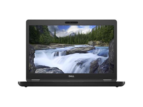 "Dell Latitude 5000 5491 D2DYW 14"" Laptop (2.60 GHz Intel Core-i7-8850H, 16 GB DDR4 SDRAM, 256 GB SSD, Windows 10 Pro)"