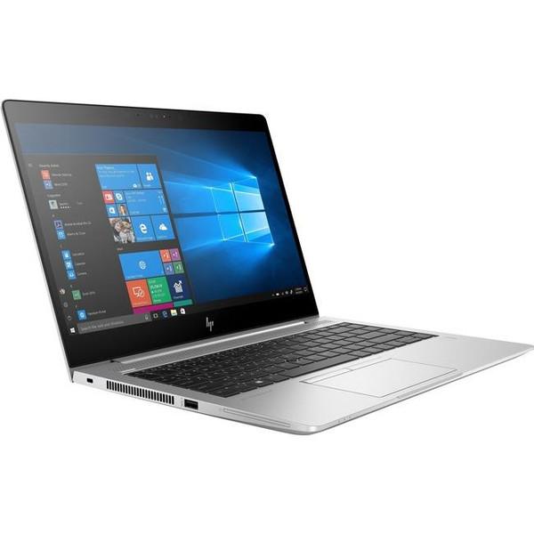 "HP EliteBook 745 G5 14"" 5YF93U8#ABA Laptop (2 GHz AMD Ryzen-5-PRO 2500U, 8 GB DDR4 SDRAM, 256 GB SSD, Windows 10 Pro)"