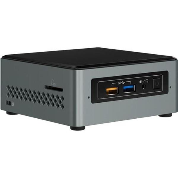 Intel NUC NUC6CAYH Mini Desktop (1.50 GHz Intel Core Celeron J3455)
