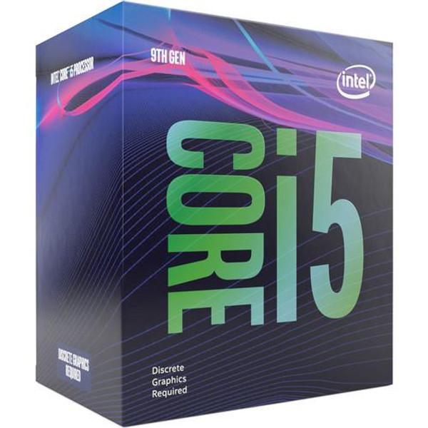 Intel Core i5 i5-9400F BX80684I59400F Hexa-core (6 Core) 2.90 GHz Processor - Retail Pack
