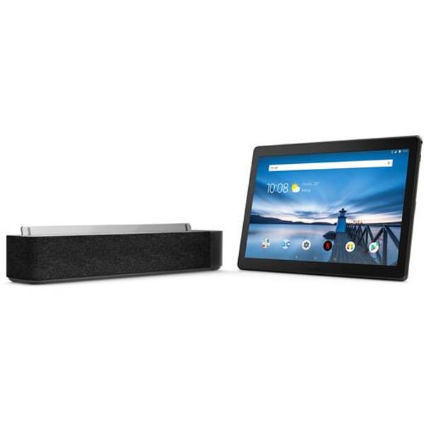 "Lenovo Smart Tab TB-X705F ZA440145US Tablet 10.1"" (1.80 GHz ARM Cortex A53, 3 GB DDR3 RAM, 32 GB Storage - Android 8.1 Oreo)"