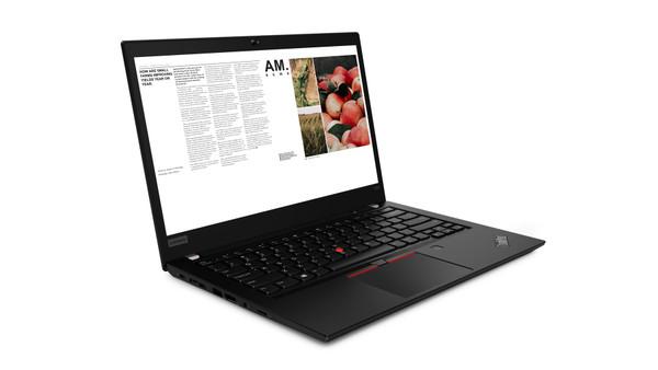 "Lenovo ThinkPad T490 20N2003PUS 14"" Laptop (1.90 GHz Intel Core-i7-8665U, 8 GB DDR4 SDRAM, 256 GB SSD, Windows 10 Pro)"