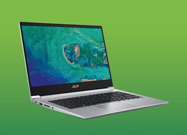 "Acer Swift 3 SF314-55-58P9 14"" Laptop (3.90 GHz Intel Core-i5-8265U, 8 GB DDR4 SDRAM, 256 GB SSD, Windows 10 Pro)"