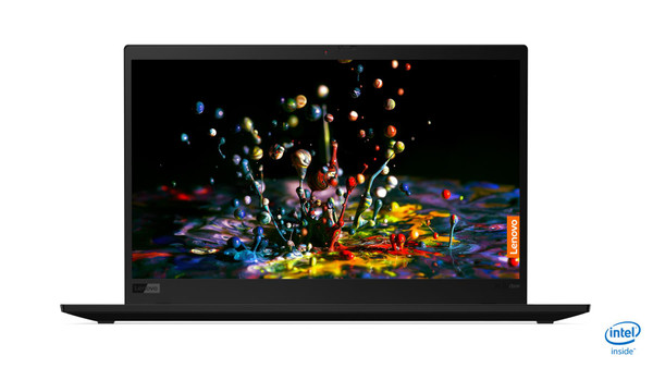 "Lenovo ThinkPad X1 Carbon 7th Gen 20QD000BUS 14"" Ultrabook Laptop (1.60 GHz Intel Core-i5-8265U, 8 GB DDR4 SDRAM, 256 GB SSD, Windows 10 Pro)"