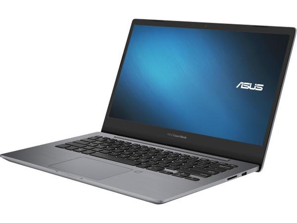 "Asus ASUSPRO P5440FA-XB54 14"" Laptop (1.60 GHz Intel Core-i5-8265U, 8 GB DDR4 SDRAM, 512 GB SSD, Windows 10 Pro)"