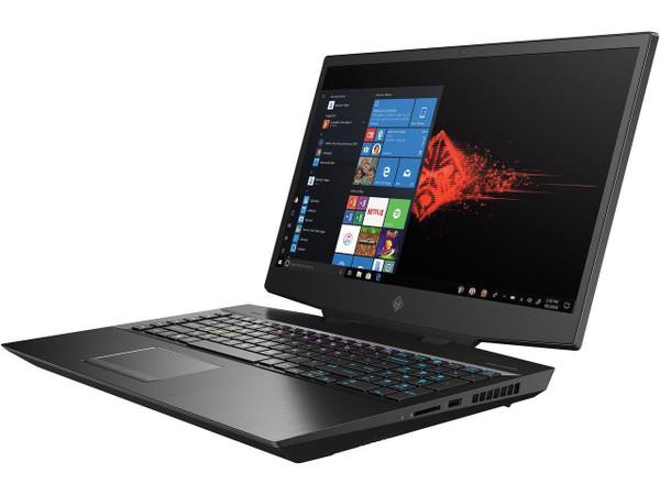 "HP OMEN 17-cb0040nr 6QX52UA#ABA 17.3"" Laptop (2.60 GHz Intel Core-i7-9750H, 16 GB DDR4 SDRAM, 1 TB HDD , 256 GB SSD, Windows 10 Home)"
