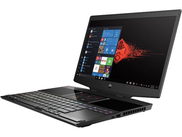 "HP OMEN X 2S 15-dg0010nr 6UA82UA#ABA 15.6"" Gaming Laptop (2.60 GHz Intel Core-i7-9750H, 16 GB DDR4 SDRAM, 512 GB SSD, Windows 10 Home)"