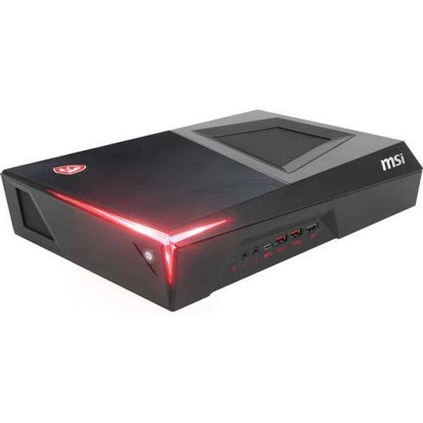MSI Trident 3 9th 9SI-449US Gaming Desktop (3 GHz Intel Core-i7--9700F, 16 GB DDR4 SDRAM, 1 TB SSD, Windows 10 Pro)