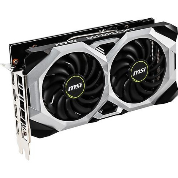 MSI VENTUS GeForce RTX 2060 G206S-VC Graphic Card - 8 GB GDDR6