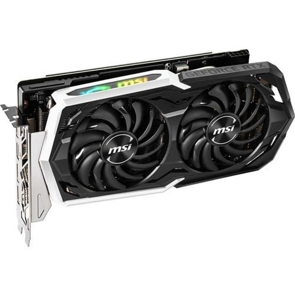 MSI ARMOR GeForce RTX 2060 SUPER ARMOR OC G206S-AC Graphic Card - 8 GB GDDR6