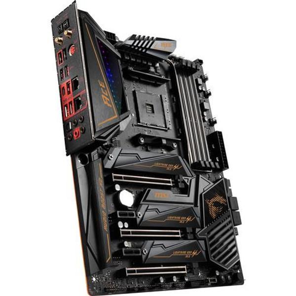 MSI MEG X570 ACE Desktop Motherboard - AMD Chipset - Socket AM4