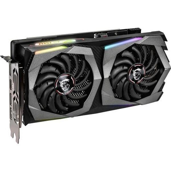 MSI GeForce RTX 2060 G206S-GX SUPER GAMING X GeForce RTX 2060 SUPER Graphic Card - 8 GB GDDR6