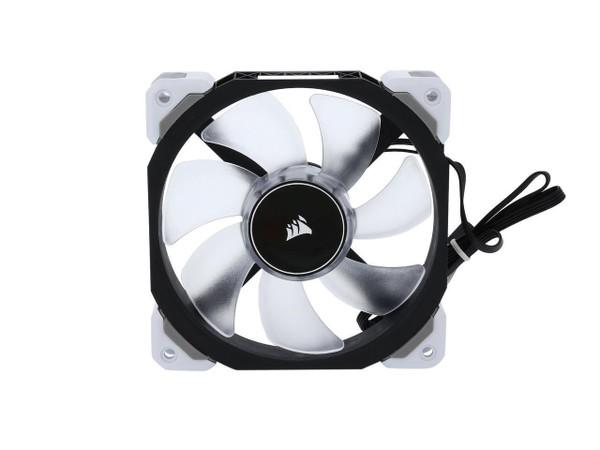 Corsair ML120 PRO LED CO-9050041-WW 120mm White LED 120mm Premium Magnetic Levitation PWM Fan