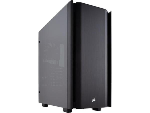 Corsair Obsidian 500D CC-9011116-WW Black Aluminum / Tempered Glass ATX Mid Tower Computer Case
