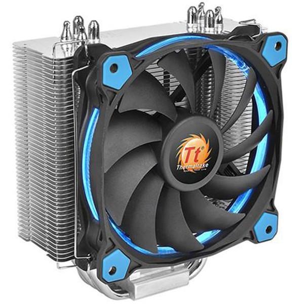 Thermaltake Riing CL-P022-AL12BU-A Silent 12 Blue CPU Cooler