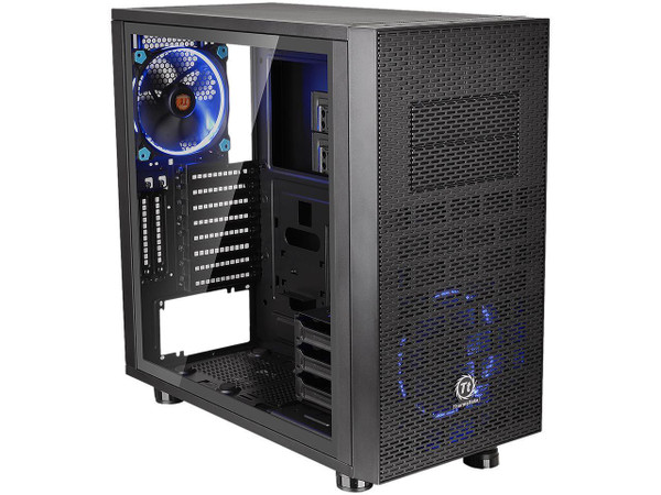 Thermaltake Core X31 CA-1E9-00M1WN-03 Tempered Glass Edition Mid Tower Chassis