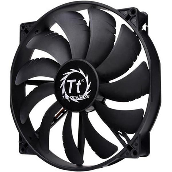 Thermaltake CL-F015-PL20BL-A Pure 20 Black DC Fan