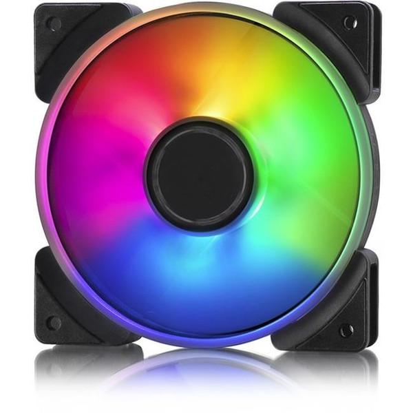 Fractal Design FD-FAN-PRI-AL12-3P Prisma AL12 120mm RGB 3 Pack