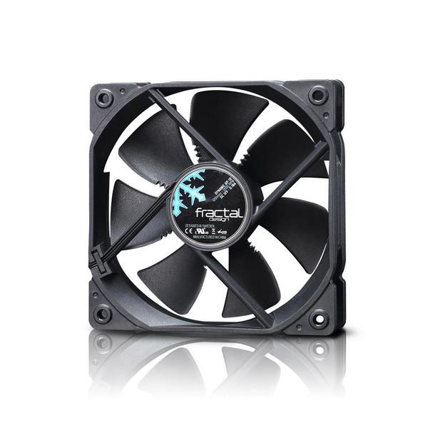 Fractal Design FD-FAN-DYN-GP12-BK Dynamic GP-12 120mm Cooling Fan Black