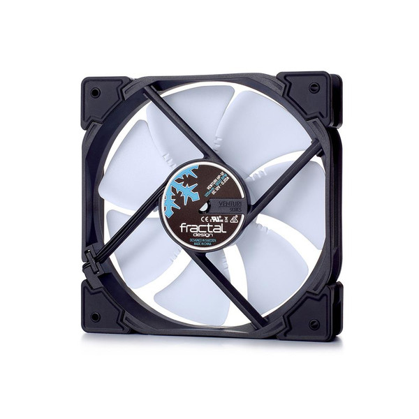 Fractal Design FD-FAN-VENT-HP12-PWM-WT Venturi HP-12 PWM Cooling Fan