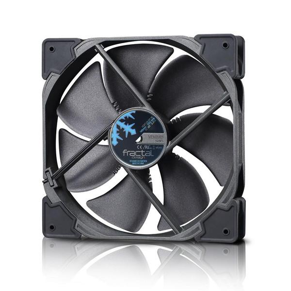 Fractal Design Venturi HP-14 PWM Cooling Fan - Black