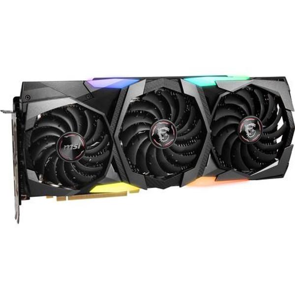 MSI GeForce RTX 2070 G207S-GT SUPER GAMING X TRIO Graphic Card - 8 GB GDDR6