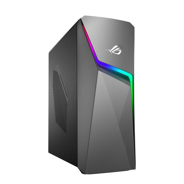 Asus ROG Strix GL10CS-DB762 Gaming Desktop (3.60 GHz Intel Core-i7-9700K, 16 GB DDR4 SDRAM, 1 TB HDD, 512 GB SSD, Windows 10 Home)