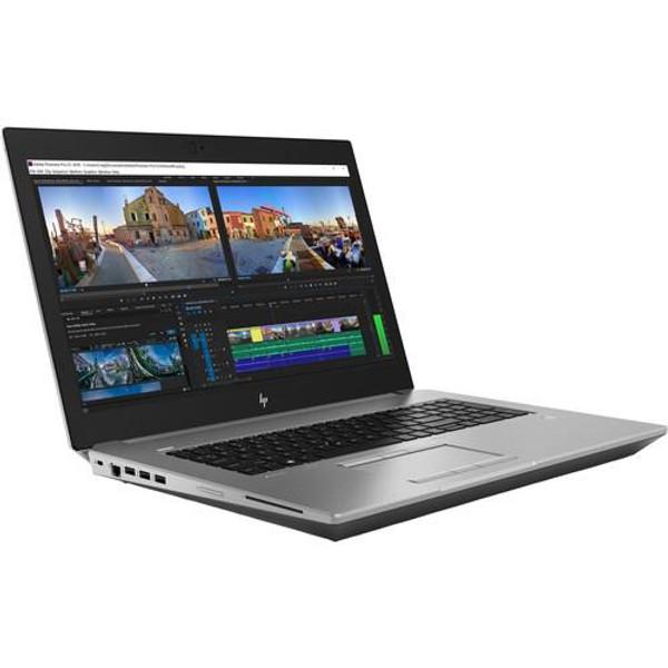 "HP ZBook 17 G5 VR Ready 17.3"" 4RA00UT#ABA LCD Mobile Workstation Laptop (2.70 GHz Intel Xeon E-2176M, 16 GB DDR4 SDRAM, 512 GB SSD, Windows 10 Pro)"