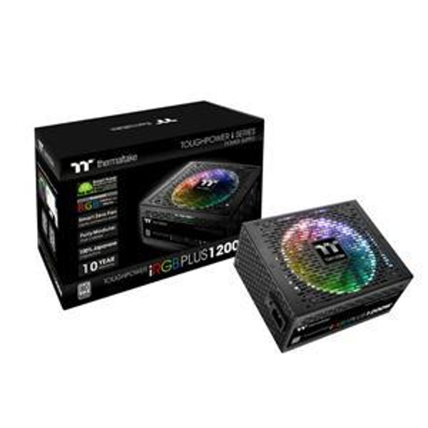 Thermaltake Toughpower PS-TPI-1200F2FDPU-1 iRGB PLUS 1200W Platinum - TT Premium Edition