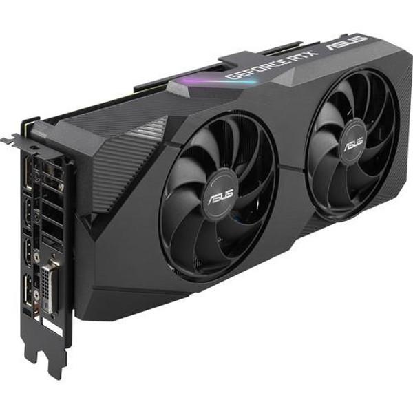 Asus Dual DUAL-RTX2060S-O8G-EVO GeForce RTX 2060 SUPER Graphic Card - 8 GB GDDR6