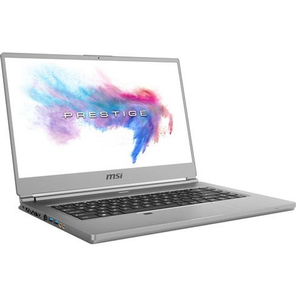 "MSI Prestige P65 Creator-1274 15.6"" Laptop (2.30 GHz Intel Core-i9-9880H, 32 GB DDR4 SDRAM, 1 TB SSD, Windows 10 Pro)"