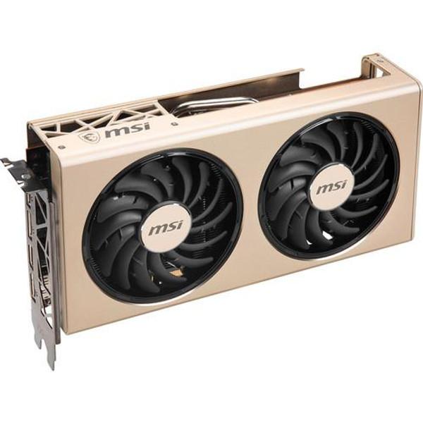 MSI EVOKE Radeon RX 5700 XT EVOKE OC Radeon RX 5700 XT Graphic Card - 8 GB GDDR6