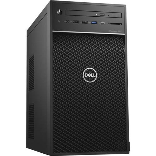Dell Precision 3000 3630 Workstation Desktop (3 GHz Intel Core-i5-8500, 8 GB DDR4 SDRAM, 1 TB HDD, Windows 10 Pro)