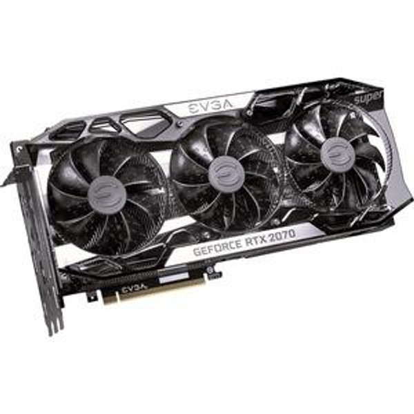EVGA GeForce RTX 2070 08G-P4-3277-KR SUPER Graphic Card - 8 GB GDDR6