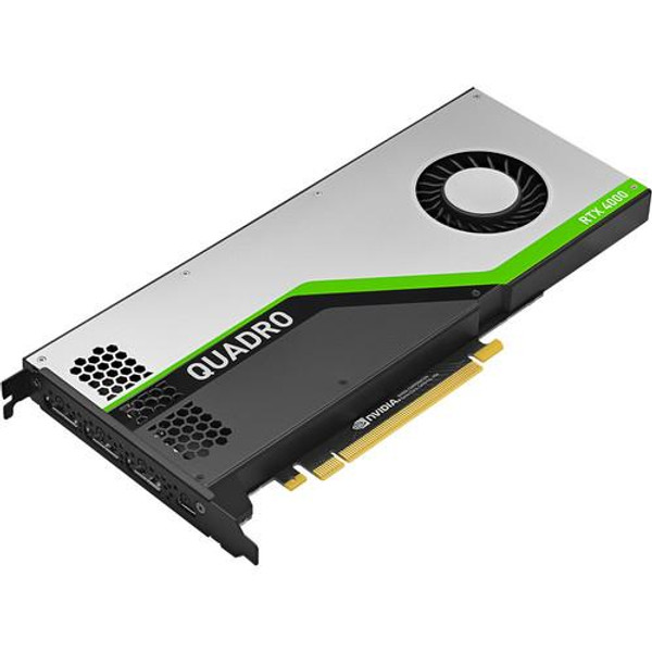 PNY Quadro RTX 4000 VCQRTX4000-PB Graphic Card - 8 GB GDDR6