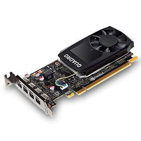 PNY Quadro P1000 VCQP1000-PB Graphic Card - 4 GB GDDR5 - Low-profile
