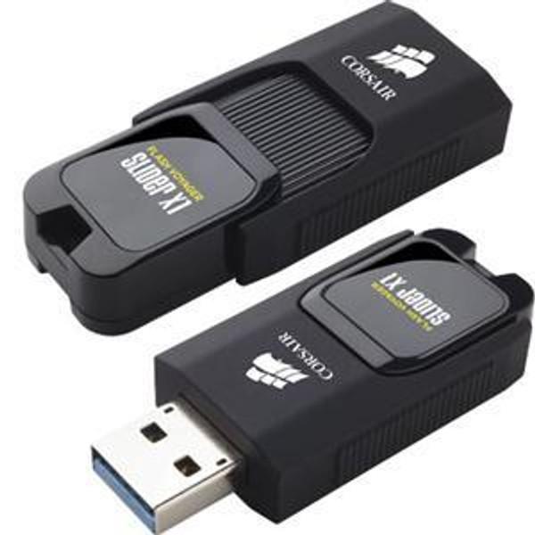 Corsair Flash Voyager Slider X1 CMFSL3X1-256GB USB 3.0 256GB USB Drive