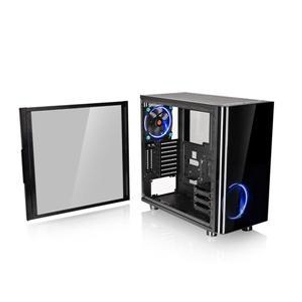 Thermaltake View 31 Tempered Glass Edition CA-1H8-00M1WN-00 Mid Tower Chassis