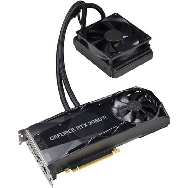 EVGA GeForce RTX 2080 Ti Graphic Card 11G-P4-2384-KR - 11 GB GDDR6