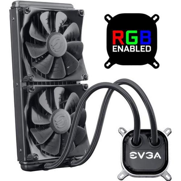 EVGA CLC 280 400-HY-CL28-V1 Liquid CPU Cooler