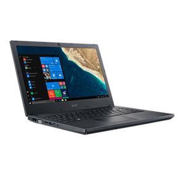 "Acer TravelMate P2 P2410-G2-M NX.VGTAA.006 14"" Laptop (1.60 GHz Intel Core-i5-8250U, 8 GB DDR4 SDRAM, 500 GB HDD, Windows 10 Pro)"