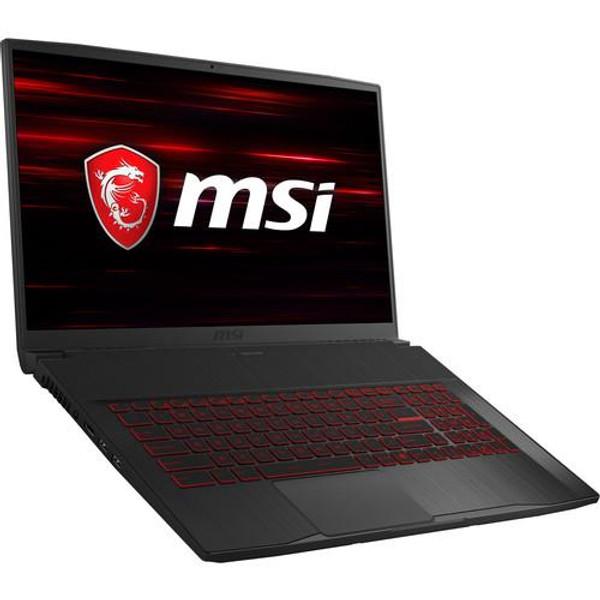 "MSI GF75 THIN 9SC-278 17.3"" Gaming Laptop (2.60 GHz Intel Core-i7-9750H, 16 GB DDR4 SDRAM, 512 GB SSD, Windows 10 Home)"