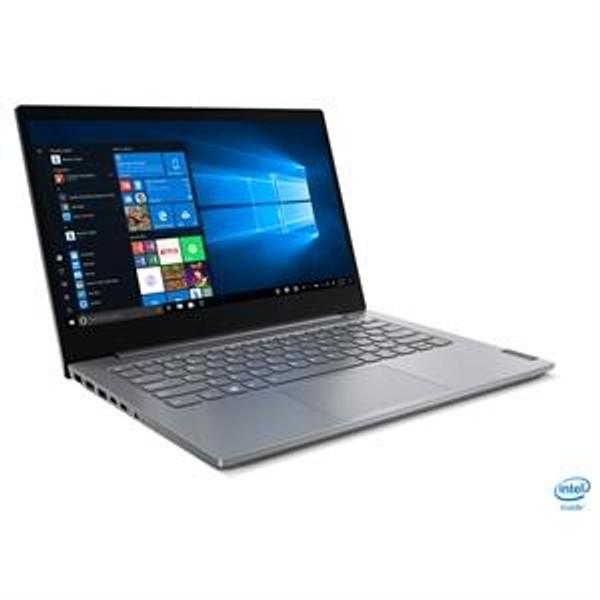 "Lenovo ThinkBook 14-IML 20RV0079US 14"" Laptop (1.80 GHz Intel Core-i7-10510U, 8 GB DDR4 SDRAM, 512 GB SSD, Windows 10 Pro)"