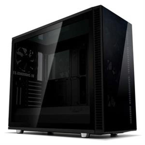 Fractal Design Define S2 Vision FD-CA-DEF-S2V-BKO-TGD Blackout Computer Case