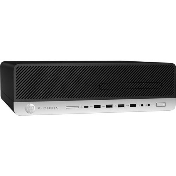 HP EliteDesk 800 7LL86UT#ABA G5 Desktop (3 GHz Intel Core-i7-9700, 16 GB DDR4 SDRAM, 512 GB SSD, Windows 10 Pro)