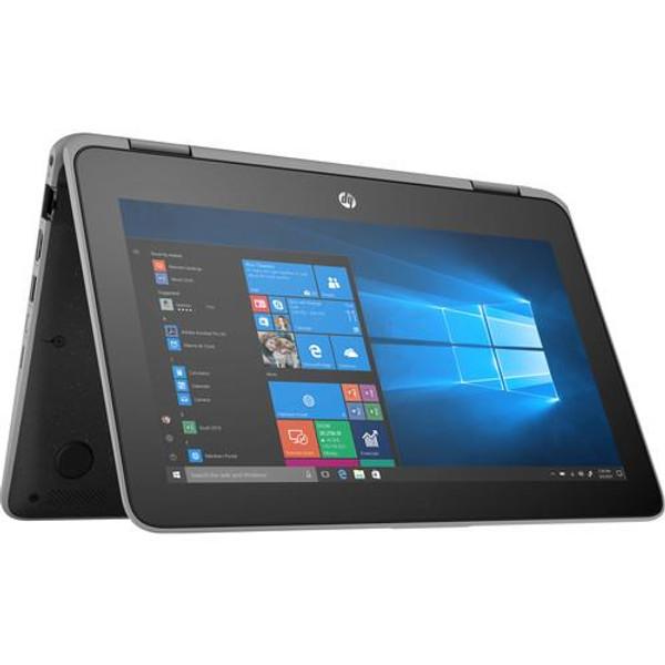 "HP ProBook x360 11 G4 EE 6SM35UT#ABA 11.6"" Touchscreen 2 in 1 Laptop (1.10 GHz Intel Core-m3-8100Y, 8 GB DDR4 SDRAM, 128 GB SSD, Windows 10 Home)"
