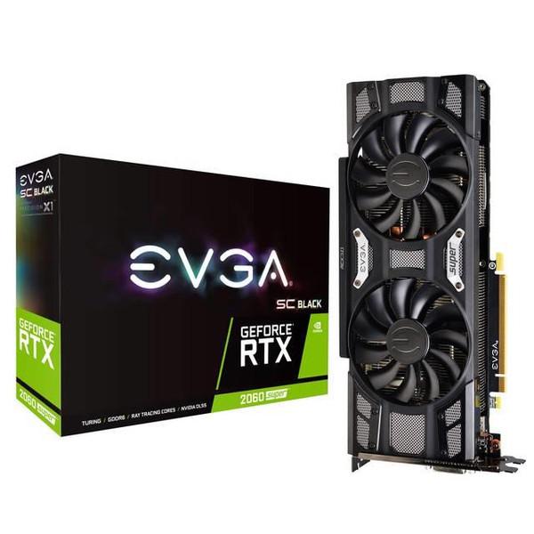 EVGA GeForce RTX 2060 08G-P4-3062-KR SUPER Graphic Card - 8 GB GDDR6