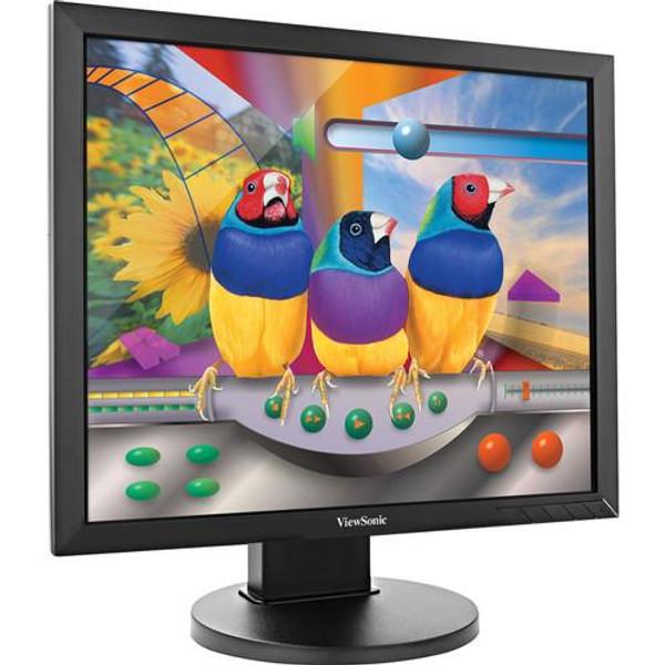 """Viewsonic VG939Sm 19"""" SXGA LED LCD Monitor - 5:4 - Black"""