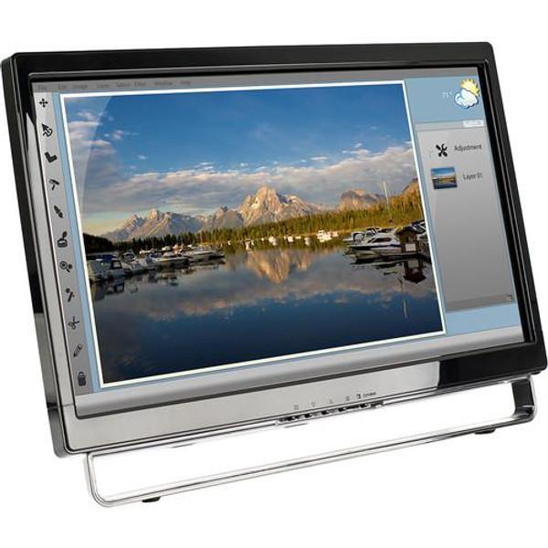 "Planar PXL2230MW 22"" LCD Touchscreen Monitor - 16:9 - 5 ms"