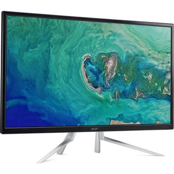 """Acer ET322QU 31.5"""" UM.JE2AA.A03 WQHD LED LCD Monitor - 16:9 - Black"""